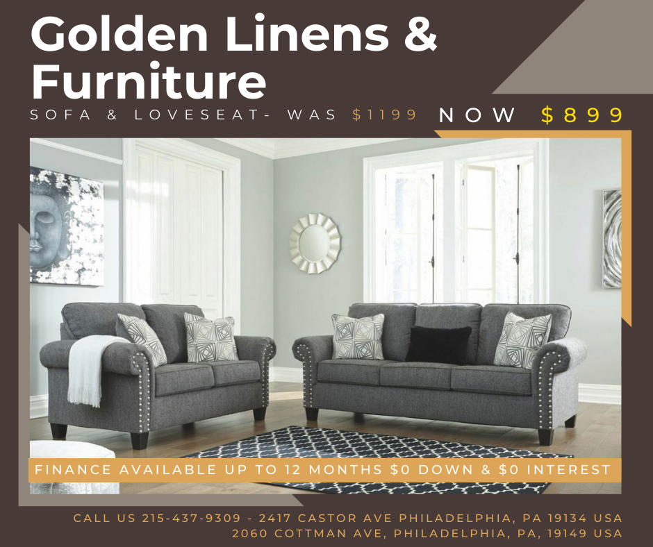 Sofa & Loveseat- was $1199 - NOW $899