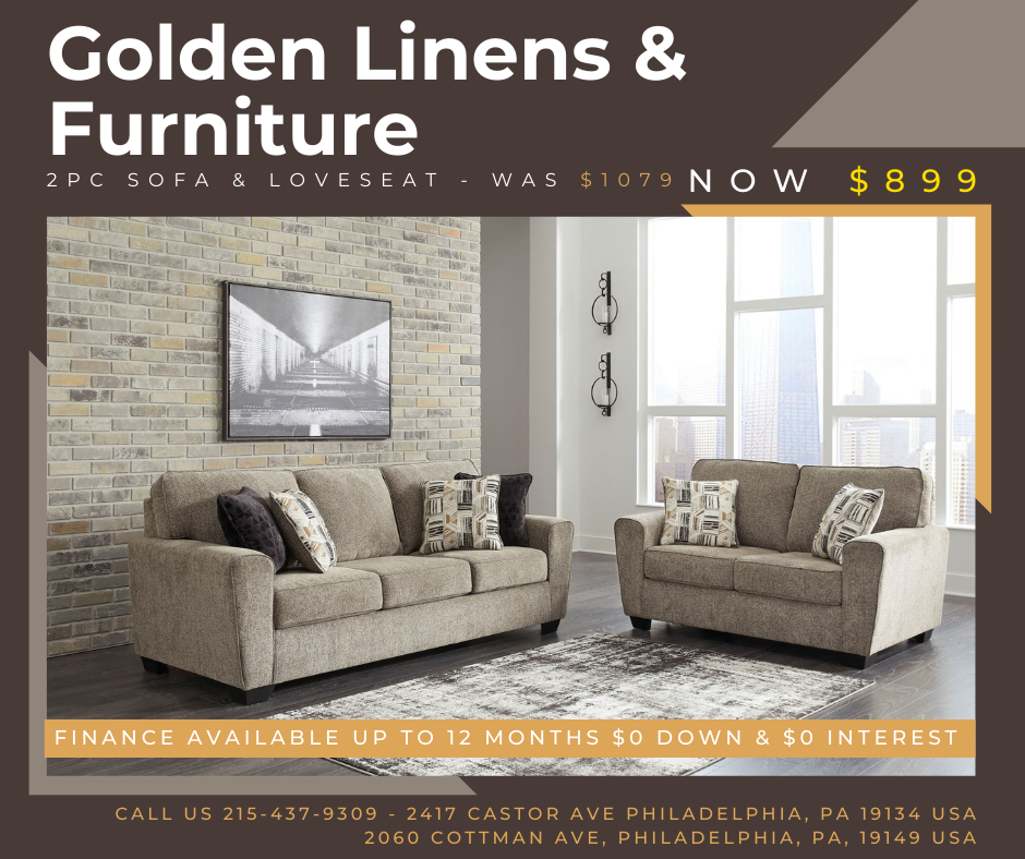 2pc sofa & loveseat - was $1079 - now $899